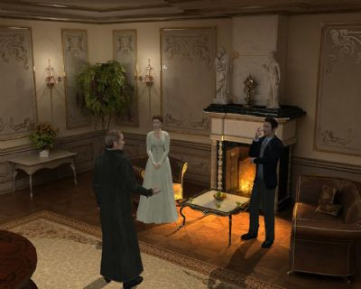 Draculas Curse Revealed-EIGHT NEW SCREENSHOTS FOR DRACULA: ORIGIN RELEASED