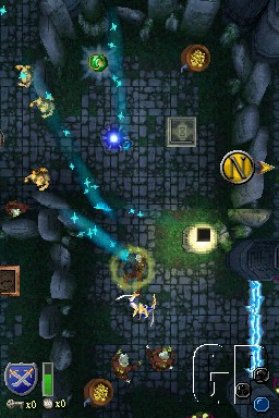 Eidos Revitalizes Timeless Coin-Op Classic GAUNTLETTM On The Nintendo DSTM