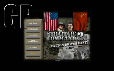 New screenshots for Strategic Command: Patton Drives East