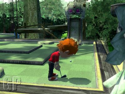 Let's Get Crazy with Crazy Golf for the Wii (WII) - 1471 cg3