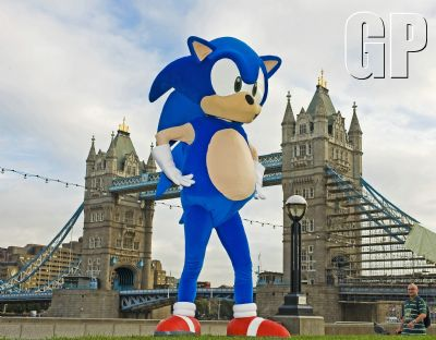 Sonic The Hedgehog Voted UKs favourite games character in poll ahead of London Games Festival