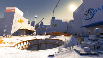 EXPERIENCE THE INTENSITY OF TIME TRIAL MODE IN THE MIRROR'S EDGE DEMO NOW (360, PC, PS3) - 1685 4