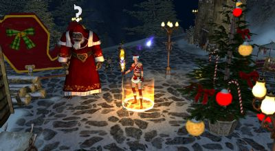 SACRED 2 - Fallen Angel: Content update including beta version of SACRED 2 network now available! (PC) - 1686 S2FA Christmas 03