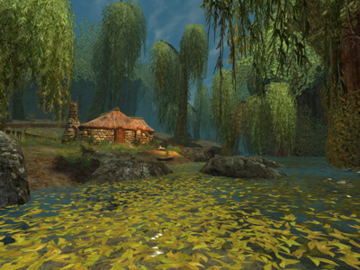 The Lord of the Rings Online release date announced - 17 L06 001 SS 1 12   Withywind