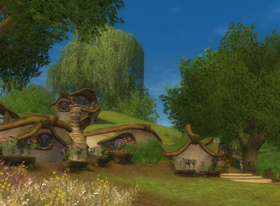 The Lord of the Rings Online release date announced - 17 L06 003   Hobbiton