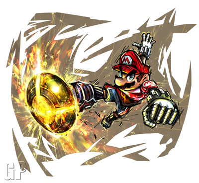 Mario Strikers: Charged Football Out Today