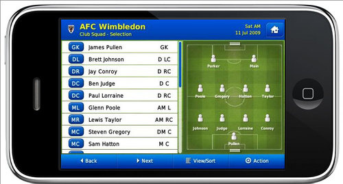 Football Manager comes to iPhone