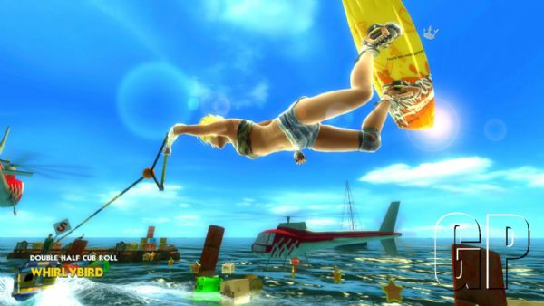 TIKGAMES AND CREAT STUDIOS ANNOUNCE DEMO OF WAKEBOARDING HD FOR THE PLAYSTATION® NETWORK