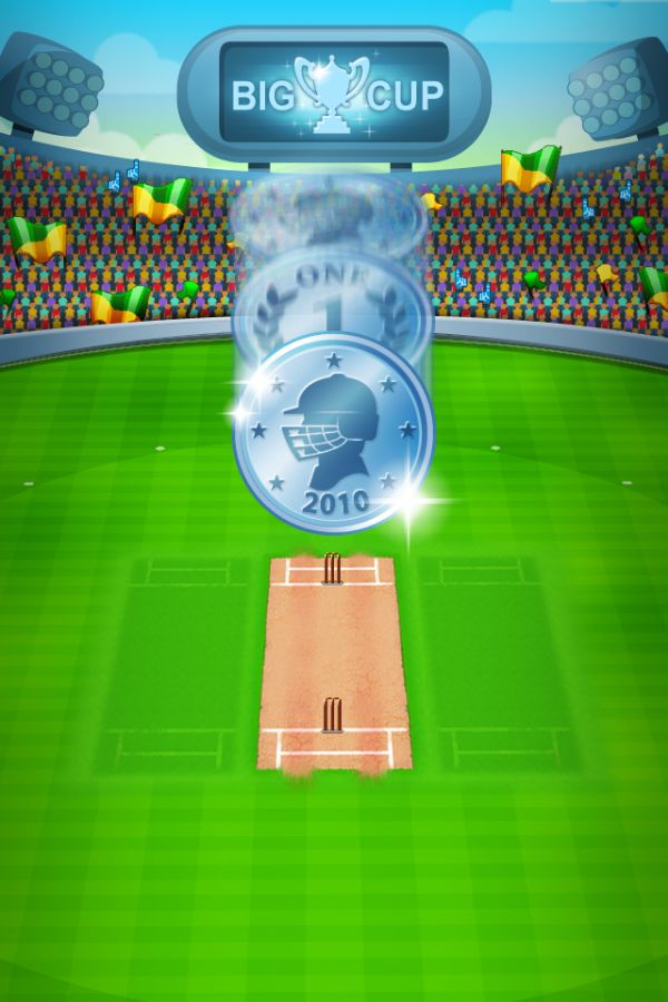 'Best Cricket Sim' Heads To Android (MOB) - 3541 4300CoinToss