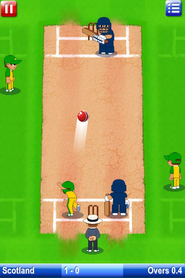'Best Cricket Sim' Heads To Android (MOB) - 3541 4301PlayBowling