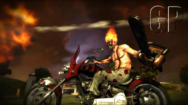 Some freakish details of the new Twisted Metal