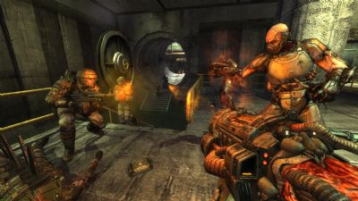 Enemy Territory: QUAKE Wars Goes Gold (PC) - 418 Sewer defence    PC