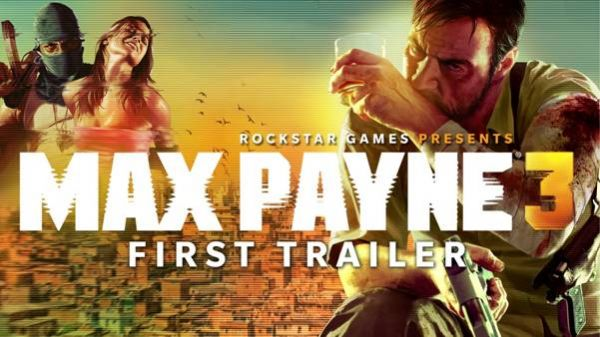 Max Payne 3 - The First Trailer