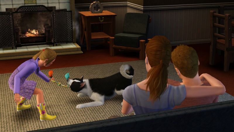 Simulated man's best friend comes slobbering onto consoles with 'The Sims 3 Pets' (360, 3DS, PC, PS3) - SP2