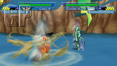 Dragon Ball-Z Shin Budokai 2 (PSP) - 50 Dragon Ball Zshots16252