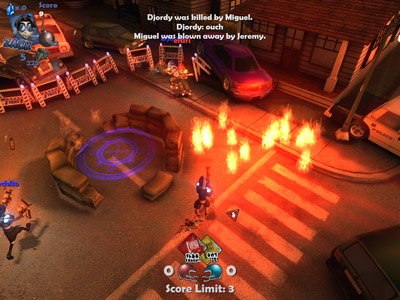 XBOX 360 And Games for Windows To Explode With Monster Madness In April - 51 monster4