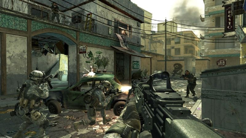Has Hollywood negatively impacted Video Games (ARTICLES) - 1125 mw2