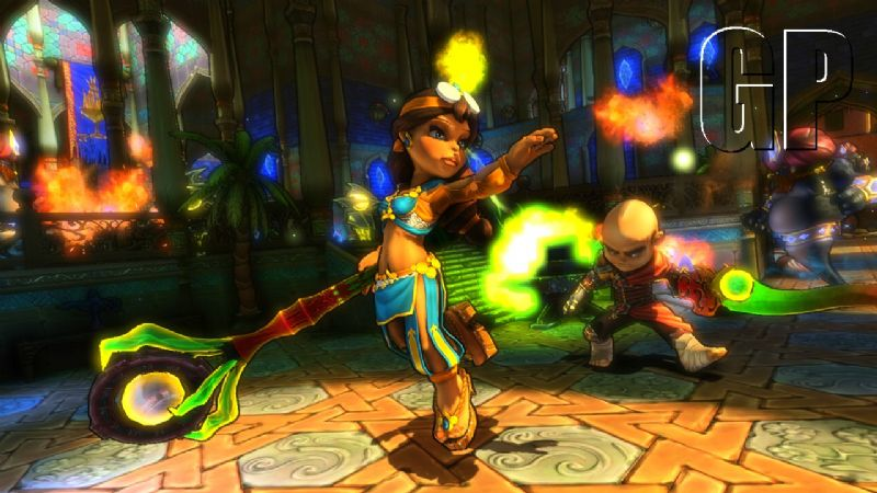Dungeon Defenders obtains a new class to hold the fort