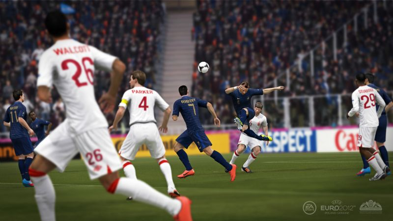 UEFA Euro 2012 strikes the downloadable marketplace today