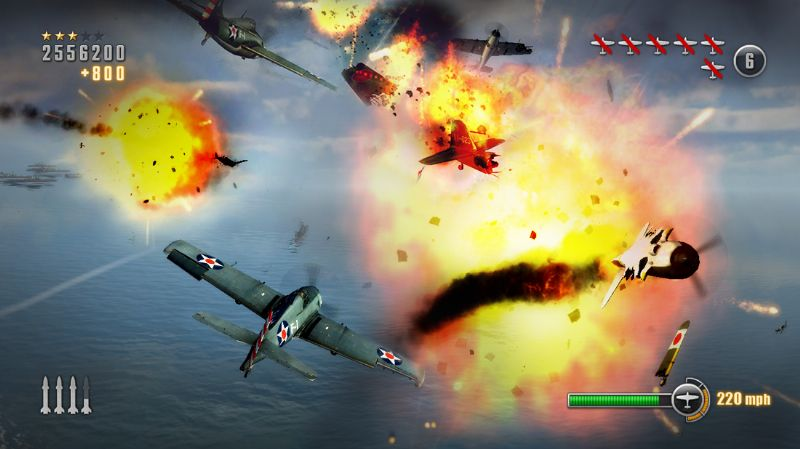 Dogfight 1942 - There Are No Dogs and No Fights... (PSN, XBLA) - dogfight1942 1