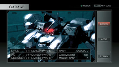Armored Core 4 Explodes Onto Playstation 3 For The Ultimate Robot Rumble (PS3) - 55 screen1