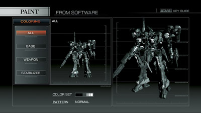 Armored Core 4 Explodes Onto Playstation 3 For The Ultimate Robot Rumble (PS3) - 55 screen3