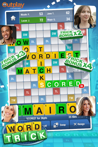 Word Trick Now Free to Download for Ios From Apple App Store