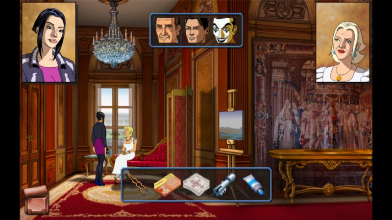 Revolution releases Android version of Broken Sword: The Directors Cut, the game that started it all