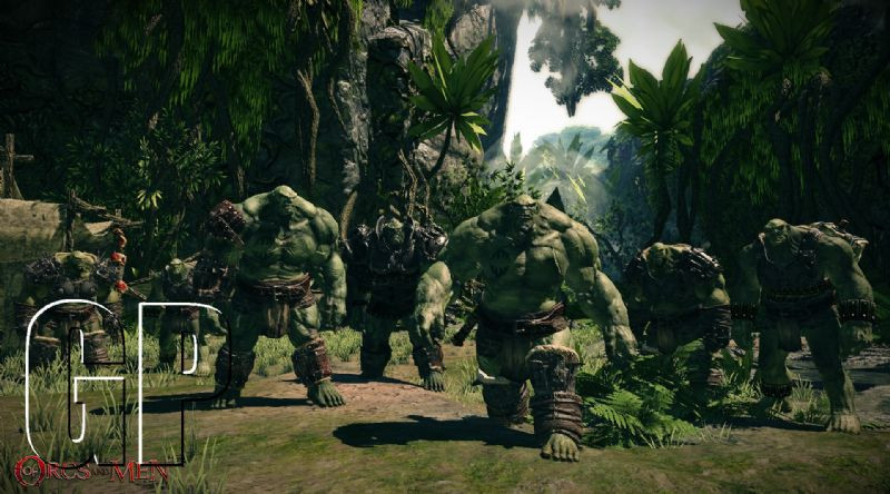 What's that marching forth? 'Of Orcs and Men' screenshots incoming. - OM1