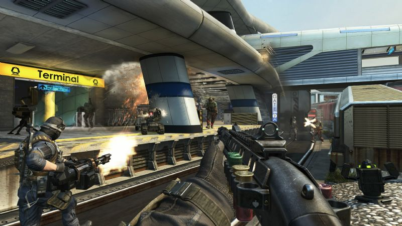 Black Ops II Multiplayer / Zombies Overview -
