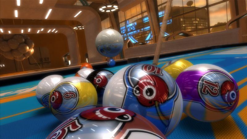 Pool Nation comes to Xbox LIVE Arcade 31st October 2012 (XBLA) - PoolNationWestCoast66
