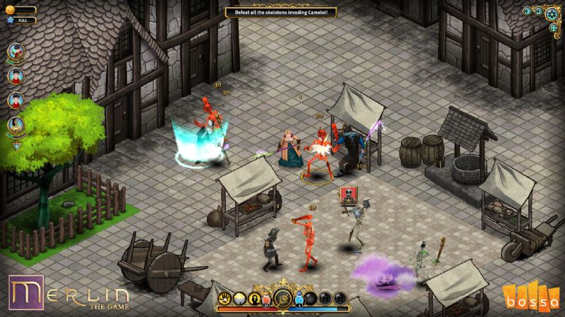 Merlin: The Game Launches Into Open Beta (PC) - 10948MerlinTheGame5