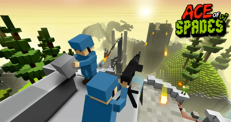 Jagex Fires New Life Into the First Person Shooter Genre With Ace of Spades (PC) - aos screenshot island 1.jpg