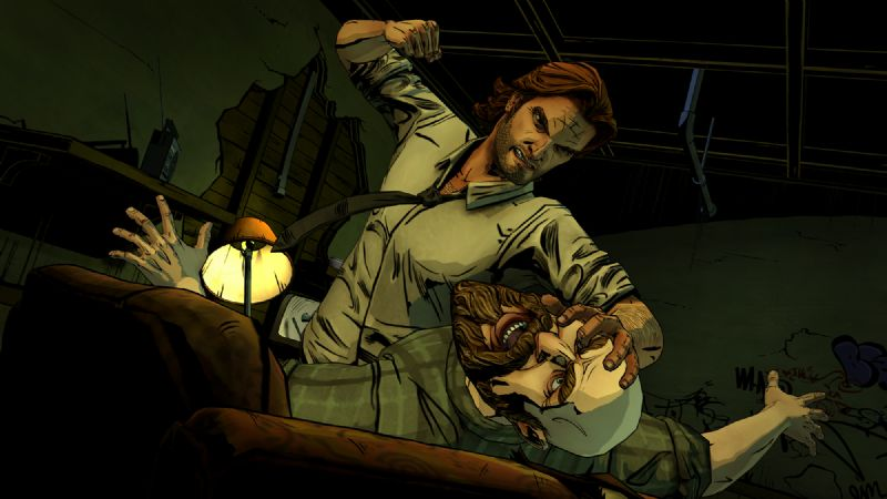 First Screenshots for Telltale Games Upcoming Series The Wolf Among Us
