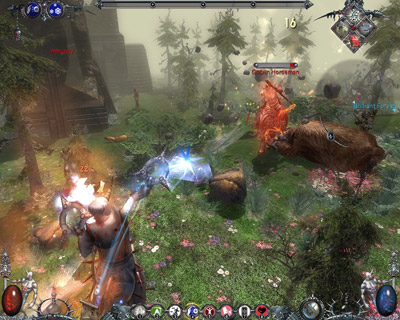 Dawn of Magic - Preview play test (PC) - 82 18