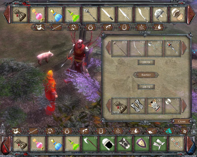 Dawn of Magic - Preview play test (PC) - 82 26