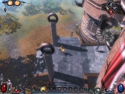 Dawn of Magic - Preview play test (PC) - 82 dom1
