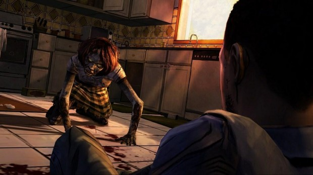 The Walking Dead: The Game-Episode 1: A New Day