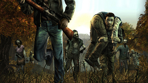 The Walking Dead:The Game-Episode 2: Starved For Help