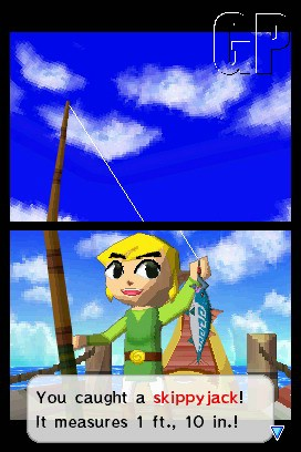 The Legend of Zelda: The Phantom Hourglass