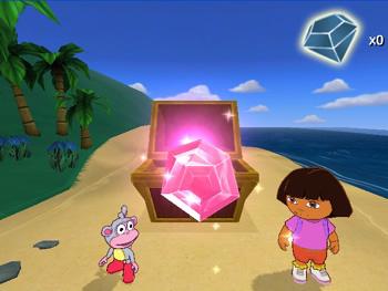 Dora the Explorer:Dora saves the Mermaids/ Go Diego Go! : Safari Adventure