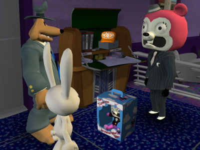 Sam & Max Episode 3: The Mole, the Mob, and the Meatball