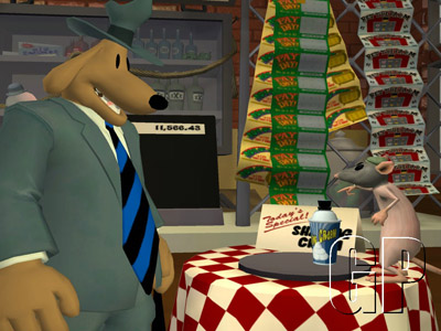 Sam & Max Episode 2 :  Situation Comedy