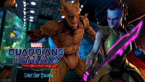 Episode Five of Marvel's Guardians of the Galaxy