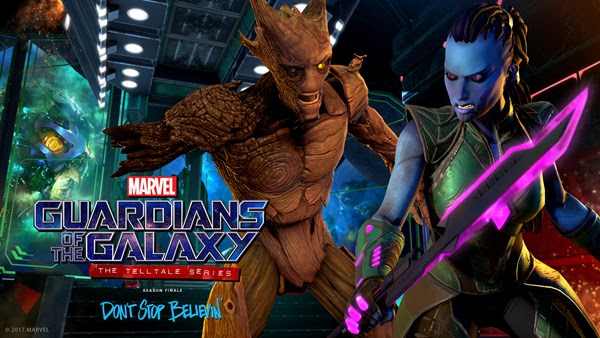 Episode Five of Marvel's Guardians of the Galaxy -