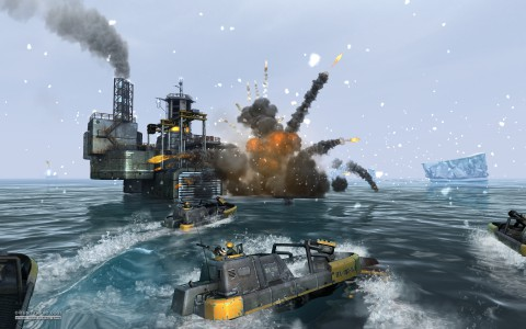 Oil Rush Review (PC) - 1166 oilrush 07