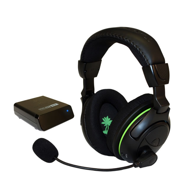 Turtle Beach X32 Wireless Xbox 360 Headset Review (XBOX) -