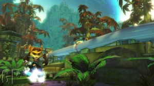 Ratchet and Clank: Q-Force Review (PS3)
