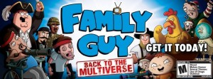 Family Guy: Back to the Multiverse in Retail Stores Today