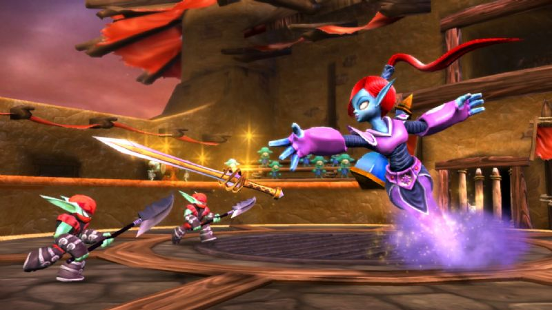 Introducing the magical Ninjini, the final Giant character joining the Skylanders Giants line up (360, PS3) - 4259Skylanders Giants Ninjini 11